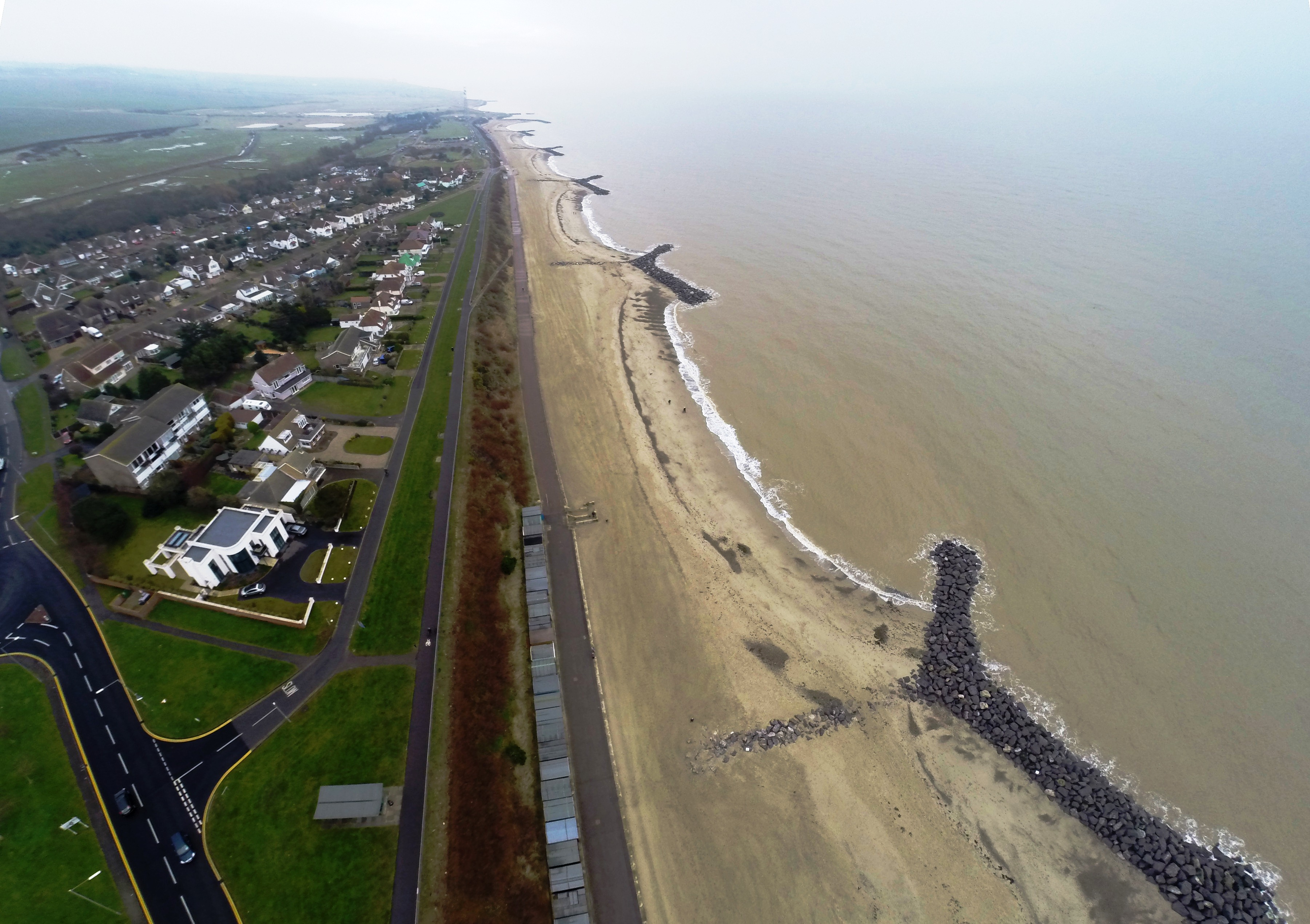 clacton beaches reopened