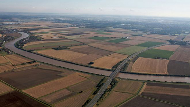 Ba Secures 163 13m North Lincolnshire Lakes Flood Defence