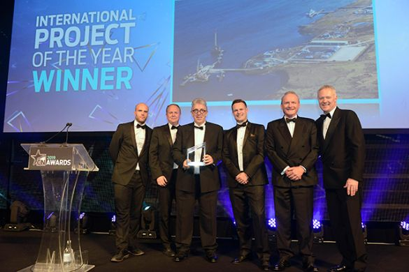 VolkerStevin awarded International Project of the Year at